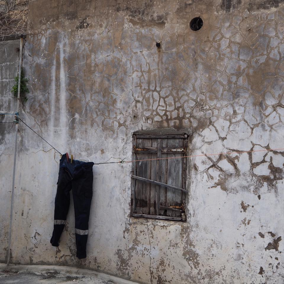 gracia bejjani photo street-art mur linge public litterature poeme poesie metaphore