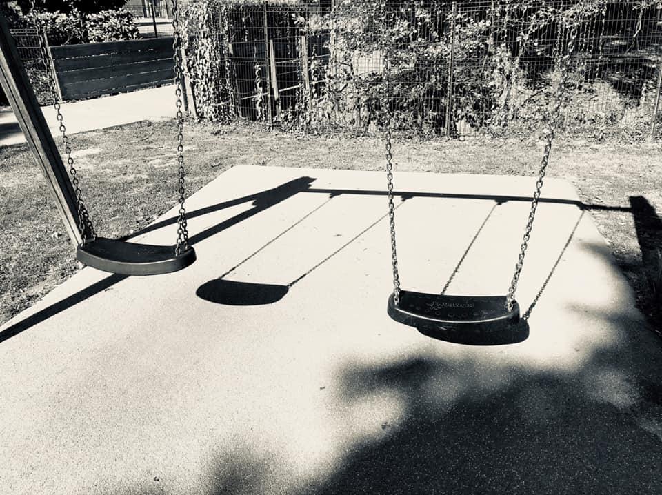 gracia bejjani balancoire je enfance ville