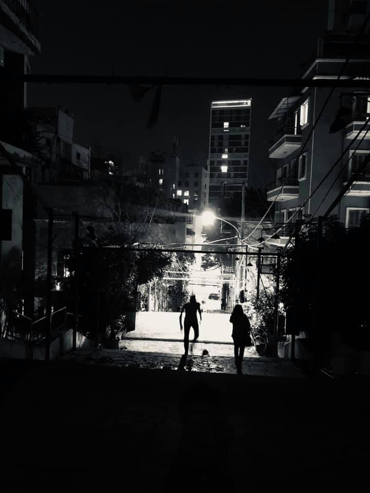 photo street-art ville beyrouth liban gracia bejjani poesie poeme litterature
