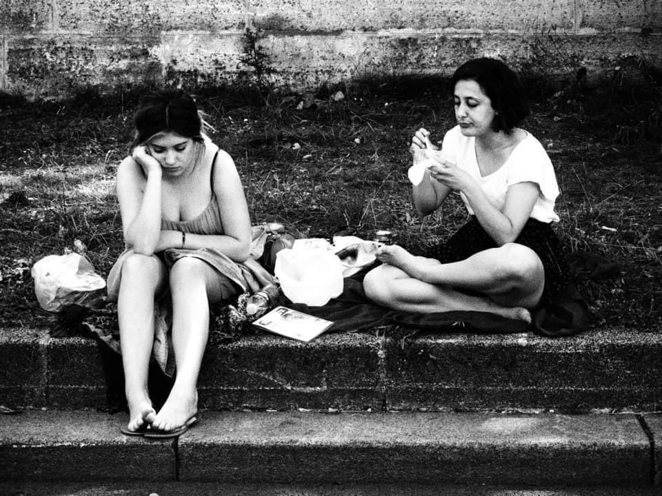 parole solitude rue street-art gracia bejjani photo Paris poeme poesie texte litterature ecriture