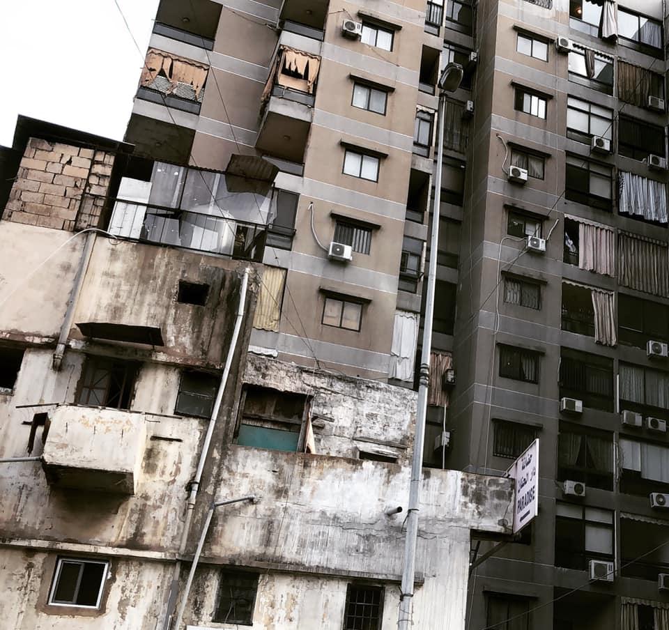 rue street-art foot radio gracia bejjani photo Liban poeme poesie texte litterature ecriture