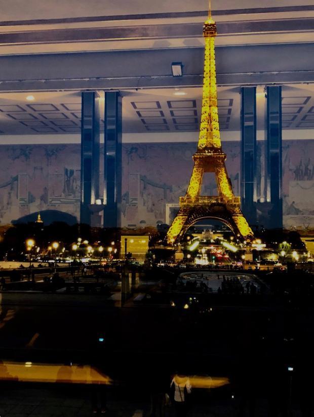 gracia bejjani street-art paris france photo parole enfant mere