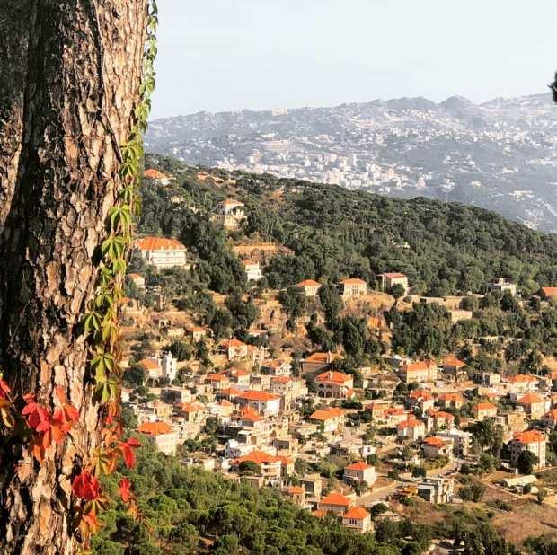 liban montagne patrie exil photo gracia bejjani