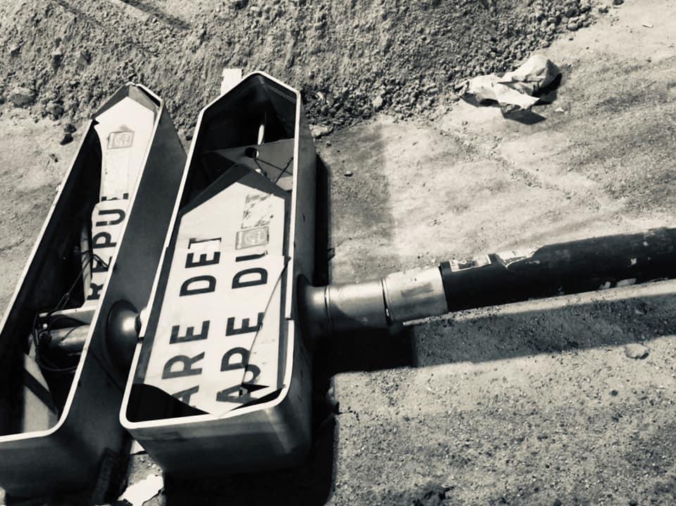 gracia bejjani photo street-art sol litterature poeme metaphore paris