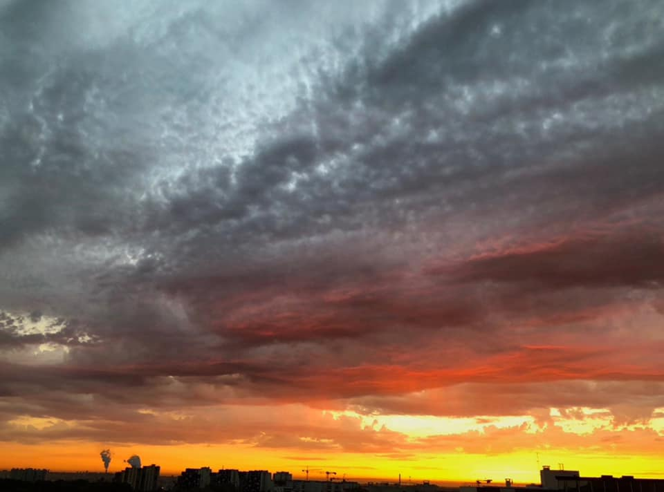 nuage horizon philo humain photo gracia bejjani