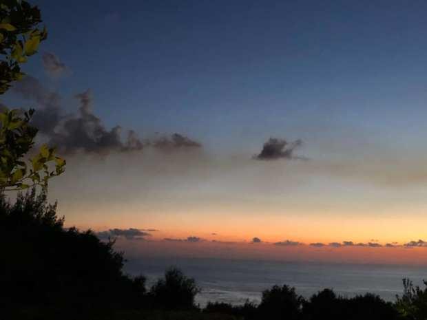 mer coucher soleil couleur merveille liban gracia bejjani photo nature