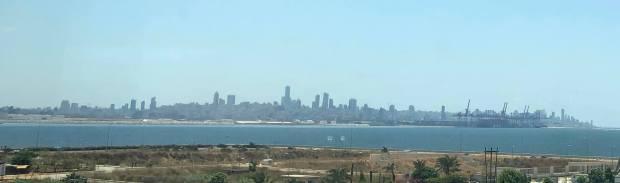 liban horizon natal ville street-photo gracia bejjani beyrouth exil