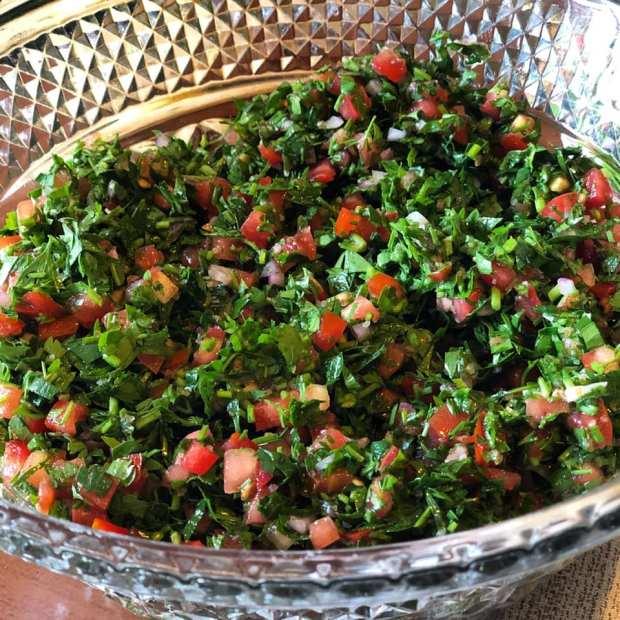 nourriture taboule liban image originale gracia bejjani
