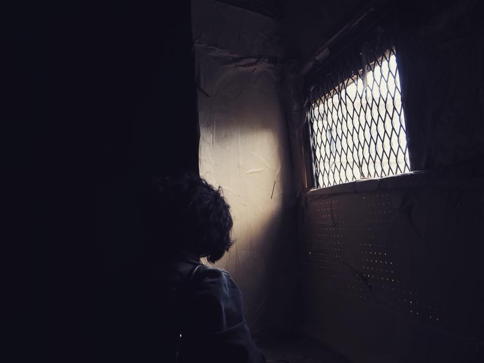 prison humain enferme