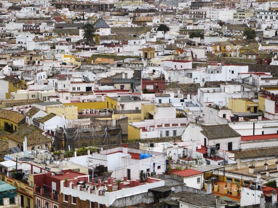 street-photo toits vue de haut