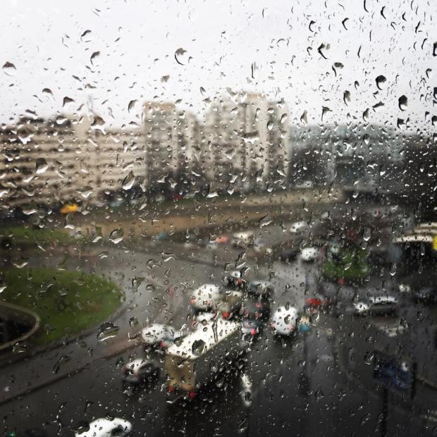 vitre pluie transparence monde voir