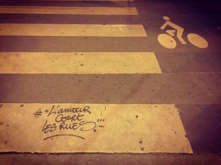 street-art street-photo rue amour signalétique mots metaphore