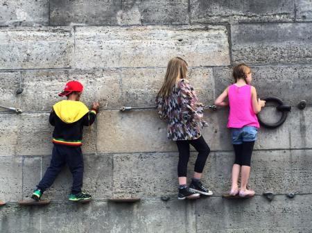 jeu voltige street-photo enfance paris